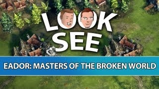 Eador: Masters of the Broken World - First Look + Giveaway