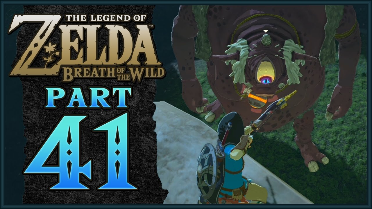 The Legend Of Zelda Breath Of The Wild A Song Of Storms Part 41