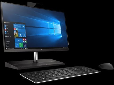 HP ProOne 400 G5 (23.8) Non-Touch All-in-One PC | Review 2019