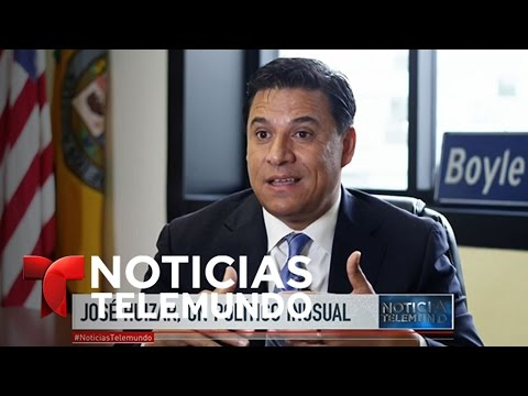 Gente extraordinaria: José Huizar | Noticiero | Noticias Telemundo