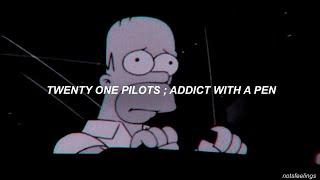 Download twenty one pilots ; addict with a pen (sub. español/inglés)