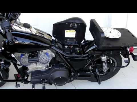 Twin Power Lithium Ion Motorcycle Battery vs Drag Specialties AGM battery