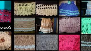 Совместное вязание юбки