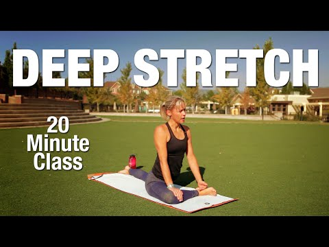 20 Minute Deep Stretch Yoga Class - Five Parks Yoga