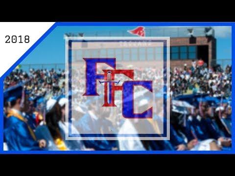 Fountain Fort Carson High School | Graduation Ceremony | (2018) FFCHS Stream