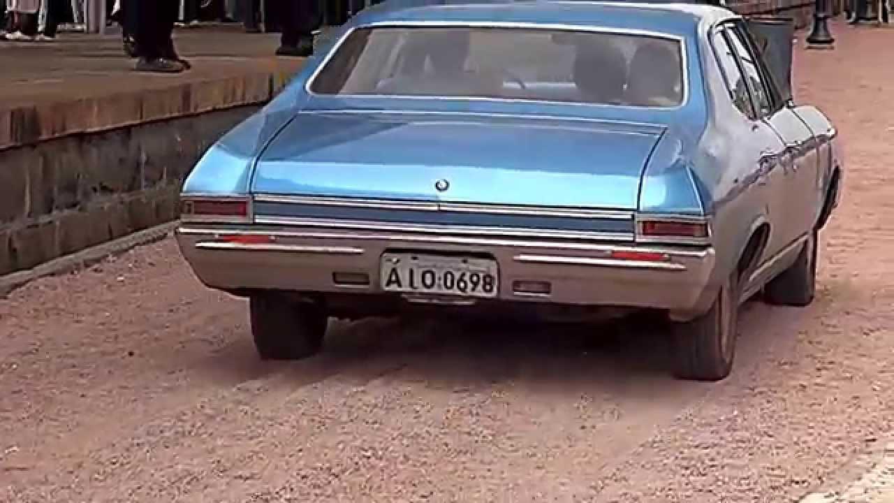 Showroom Chevrolet Chevelle Malibu Encontro De Carros