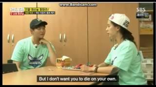 Running Man Ep.304 - Jihyo kind heart.