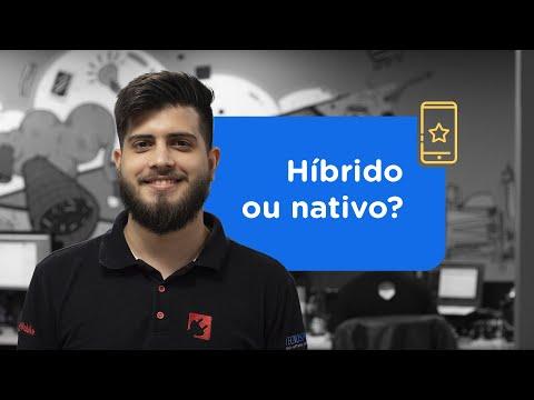 Aplicativo híbrido ou nativo?   PlugMobile