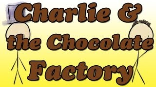 Charlie and the Chocolate Factory by Roald Dahl - Minute Book Report
