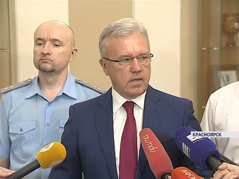 Александр Усс прокомментировал задержание за взятку депутата ЗС края Юрия Ефимова