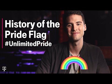 History Of The Pride Rainbow Flag | T-Mobile