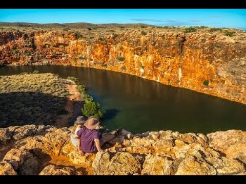 Discover the Pilbara & Coral Coast - CROOKED COMPASS from YouTube · Duration:  1 minutes 49 seconds