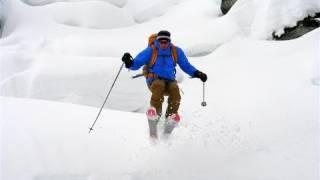 Backcountry Skiing at Sorcerer Lodge, B.C.