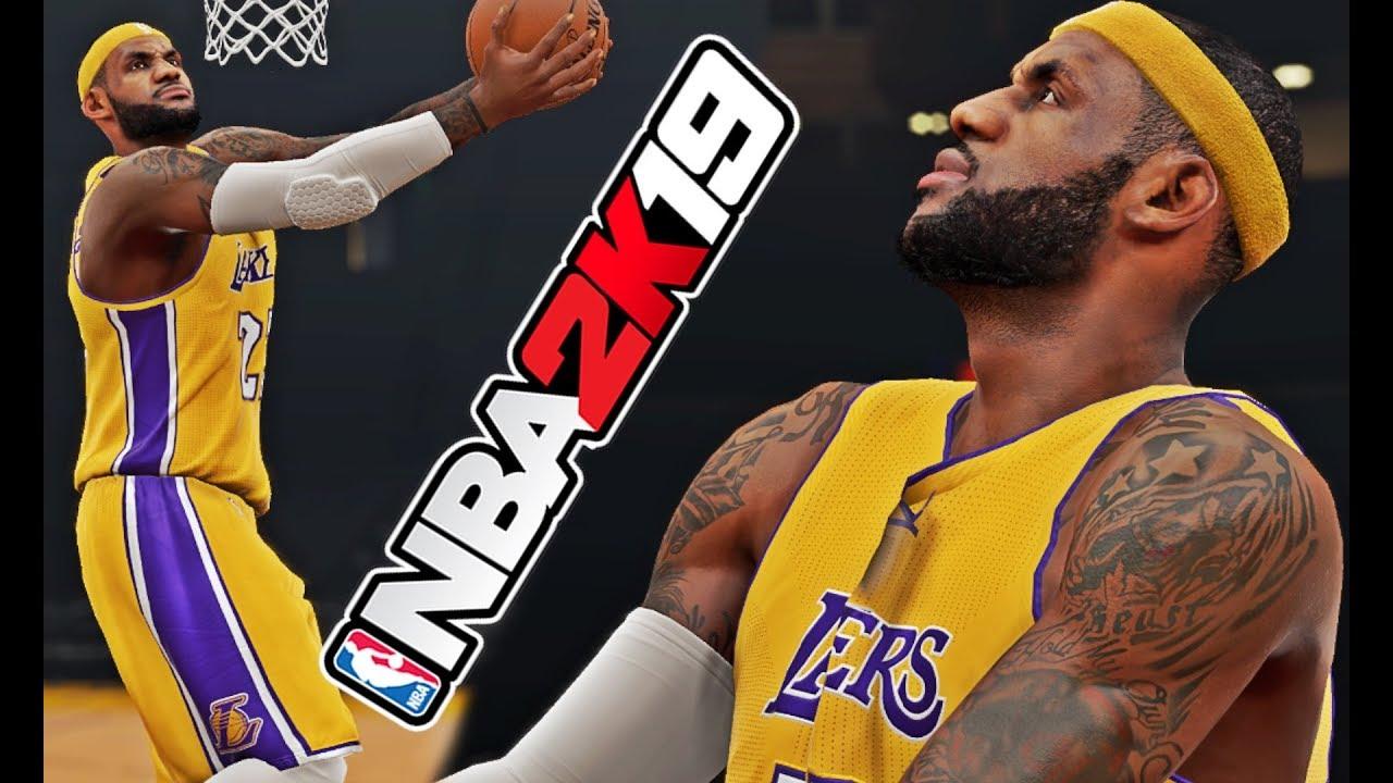 NBA 2K19 ROSTERS - Thunder vs Lakers NBA 2K15 GAMEPLAY{2K Fans}