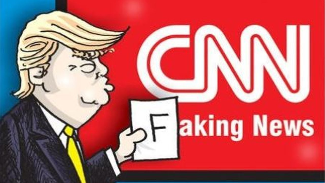Image result for fake news cnn