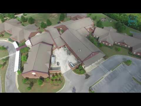 BluffParkDrone - Riverchase Elementary School, Hoover, AL