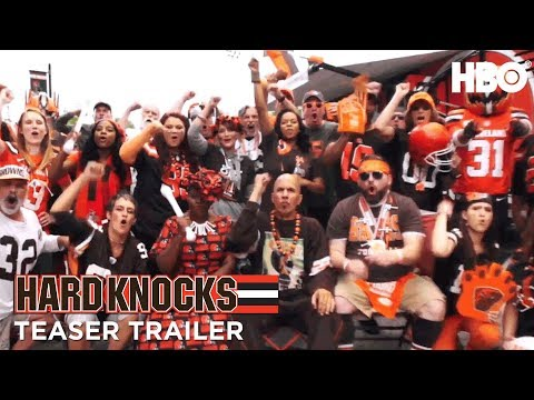 HBO premieres trailer for 'Hard Knocks' with the Cleveland Browns