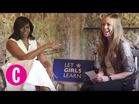 5 Things The First Lady Wants You To Know About Girls' Education | Cosmopolitan
