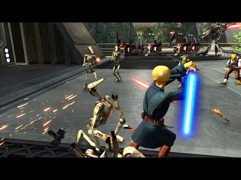 Kinect Star Wars  прохождение, часть 3
