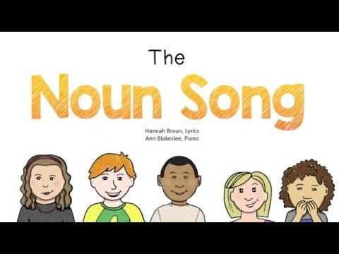 The Noun Song