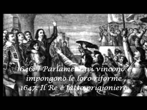 Rivoluzione Inglese: Tappe Fondamentali