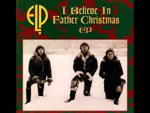 Emerson , Lake & Palmer - I Believe in Father Christmas EP