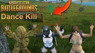 PUBG Oil WTF Funny Troll Epic Moments Play | Promote #001