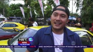 Video Ratusan Penggemar Mobil Hot Rod Pamerkan Koleksinya di Yogyakarta - NET12 download MP3, 3GP, MP4, WEBM, AVI, FLV Juli 2018