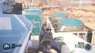 Call of Duty Black Ops 3 - Bugs nos mapas