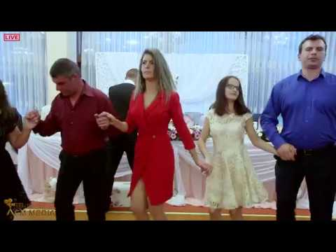 Gabi Pirnau LIVE 2018 * Nunta Rest Palace Alin & Daniela * Colaj hore si sarbe