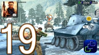 Brothers In Arms 3: Sons of War Android Walkthrough - Part 19 - Event: (Easy) Skyrocket: Stage 4