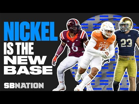How the Nickel defense became college football