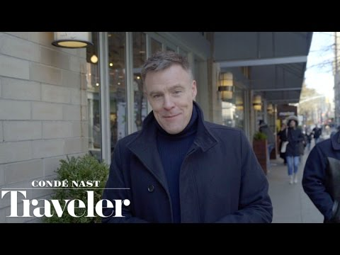 My New York with Mark Ellwood | Condé Nast Traveler
