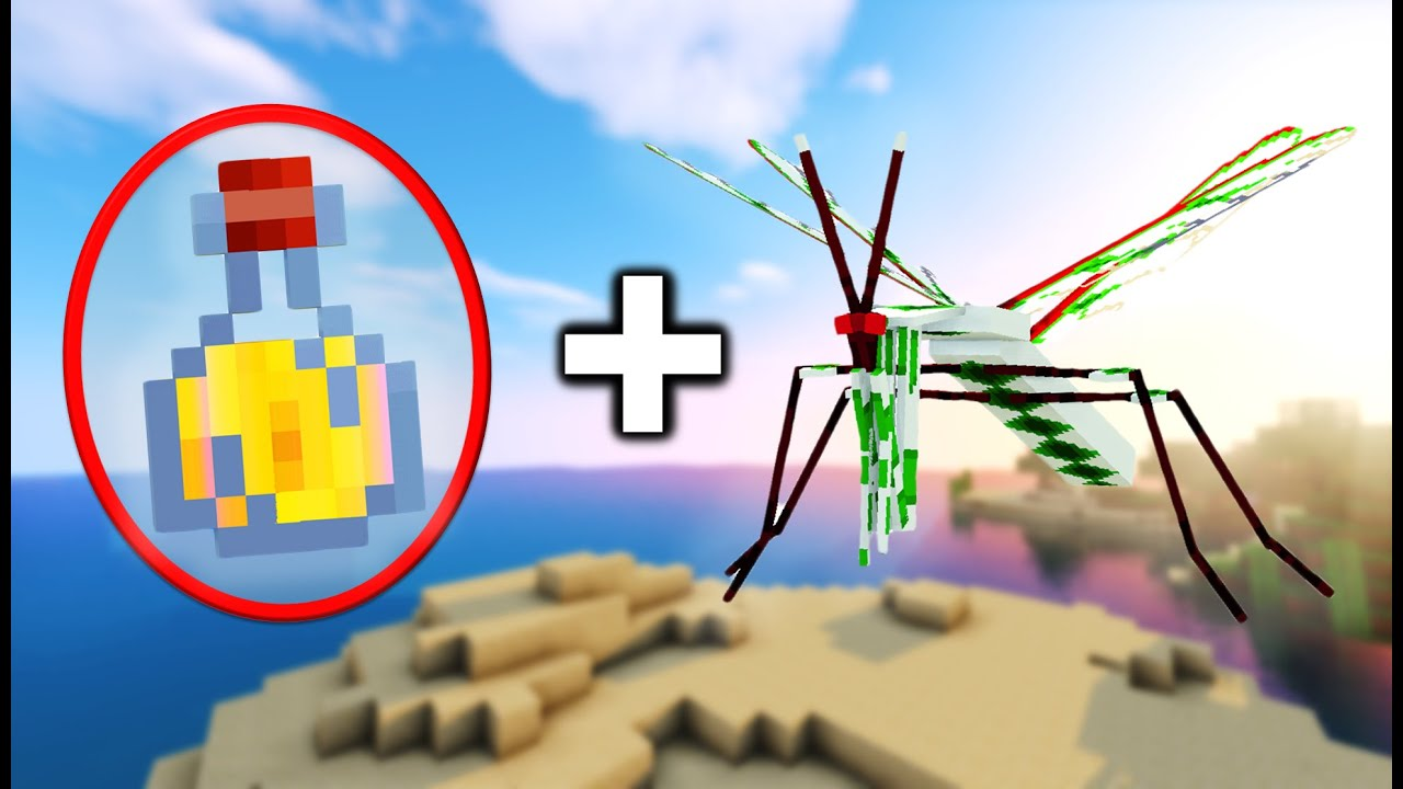minecraft how to make a lucky potion