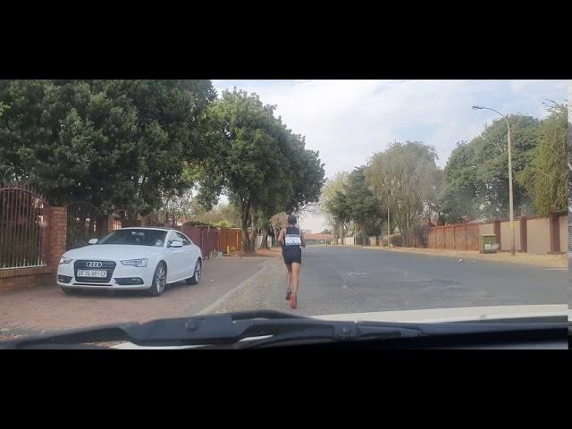 #VSA2020 Lethabo Mafokwane 1500m /male under-17