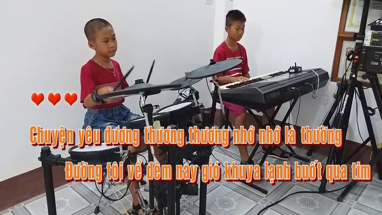 Người Tình Không Đến [ Hòa Tấu có lời - BOLERO ] - Nhạc Sống PHONG BẢO