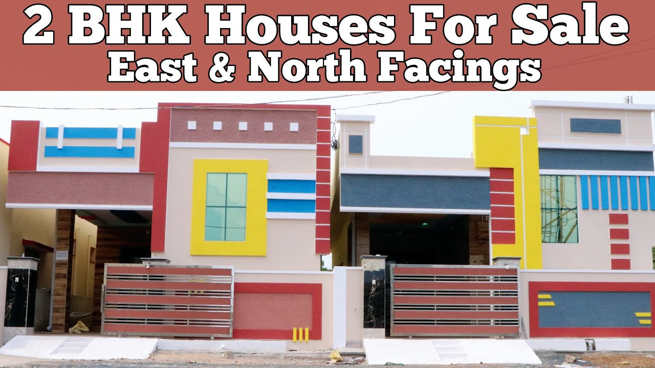 East & North Facings 2BHK Houses For Sale | #NelloreRockss