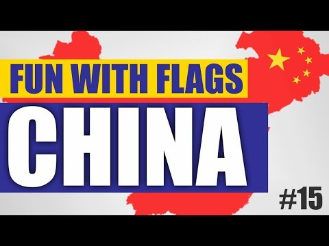 Fun With Flags #15 - China Flag (History & Meaning)