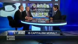 John Stossel: Can Greed Work in a Free-Market Economy