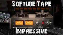 Softube Tape - Highlights Walkthrough