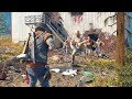 Download Video DAYS GONE - Combat & Free Roam Gameplay Demo (2019) PS4 MP4,  Mp3,  Flv, 3GP & WebM gratis