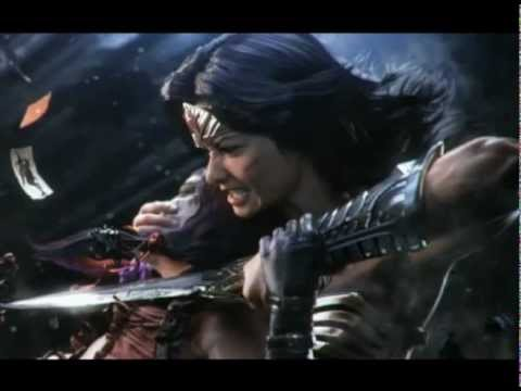 PacOpinion: Wonder Woman Injustice Character Breakdown