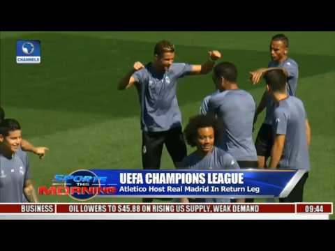 Analysing Monaco Fall To Juventus As Real Madrid Prepare For Atletico Clash Pt 2