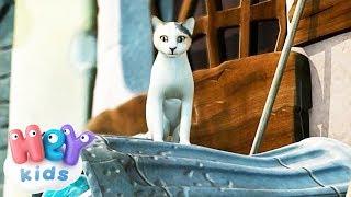 Дитячі пісні українською мовою - Кіт бешкетник і пустун