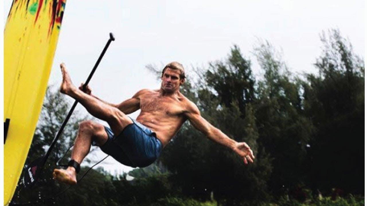 Laird Hamilton: Make adversity your superpower