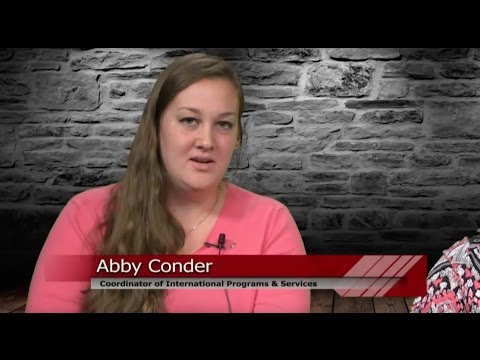 Voice of Rio Grande- Abby Conder, International Students & Opportunities