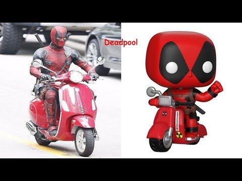 Deadpool 2 As Funko Pop  POP FUNKO VS Movies etc