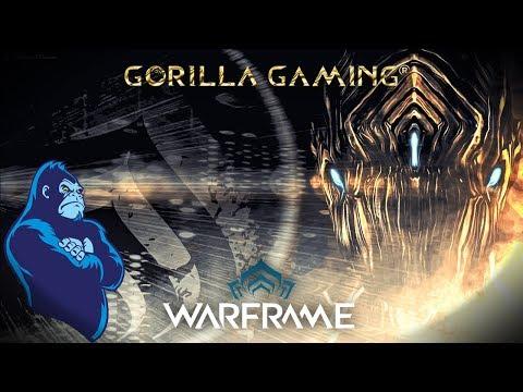 [Warframe][PS4] 🦍Gorilla Gaming®| Warframe: Live Builds, Eidolon Hunts, Q&A | 🦍