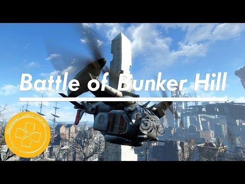 Fallout 4: The Battle of Bunker Hill | Guide | Playthrough