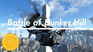 Fallout 4 The Battle of Bunker Hill Guide Playthrough